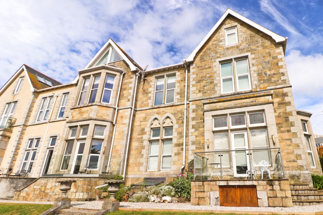 Thumbnail Flat for sale in King Edward Crescent, Newquay