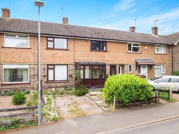 Thumbnail Terraced house for sale in Birkin Avenue, Radcliffe-On-Trent, Nottingham, Nottinghamshire