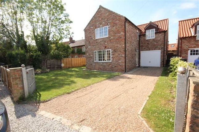Thumbnail Detached house to rent in The Ridings, Wetherby Road, Rufforth, York