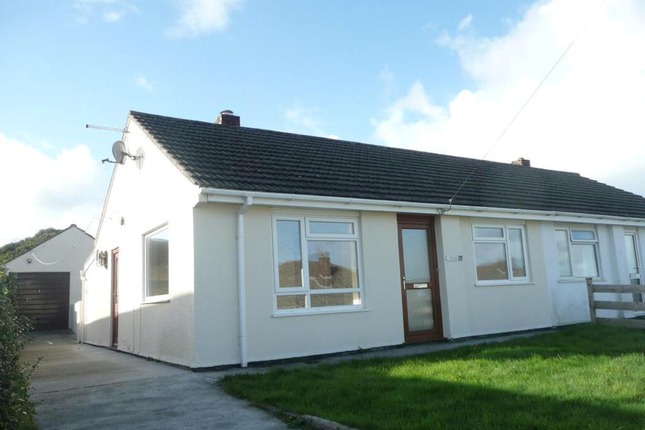 Thumbnail Bungalow to rent in Holman Avenue, Camborne