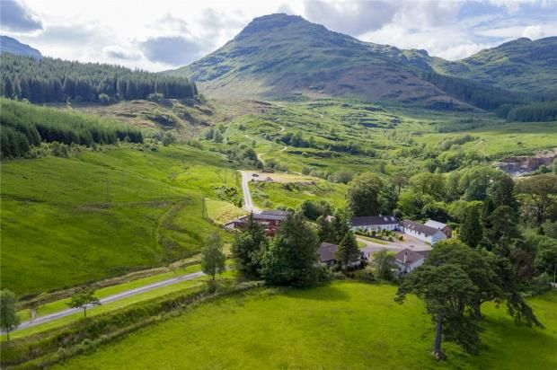 Thumbnail Detached bungalow for sale in Dervaig, Lochgoilhead, Cairndow, Argyll And Bute