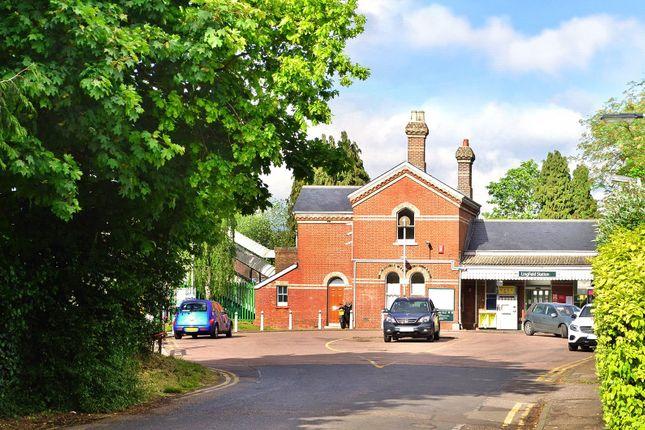 Mainline Station of Lingfield, Surrey RH7
