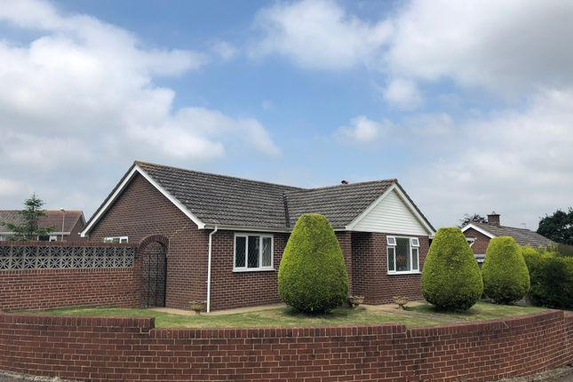 Thumbnail Detached bungalow to rent in Athelstan Close, Axminster