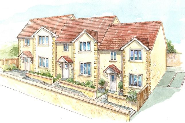 Thumbnail Terraced house for sale in Long Hay Close, Bath