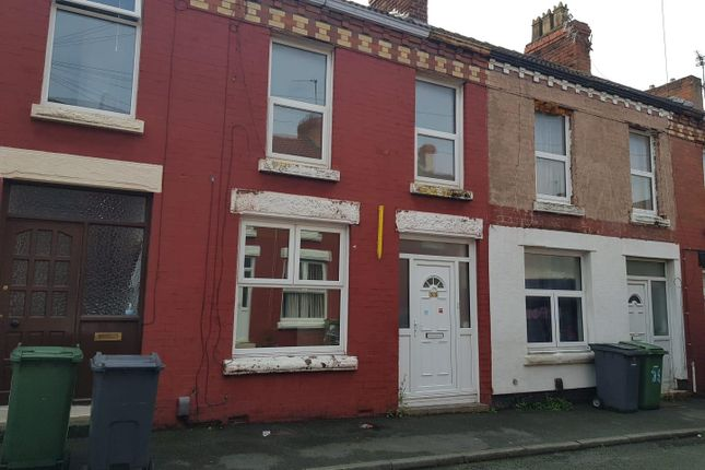 Thumbnail Terraced house to rent in Naples Road, Wallasey