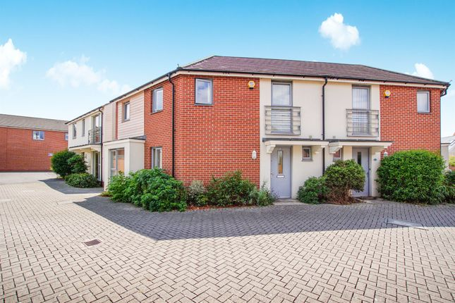 Semi-detached house for sale in Home Leas Close, Cheswick Village, Bristol