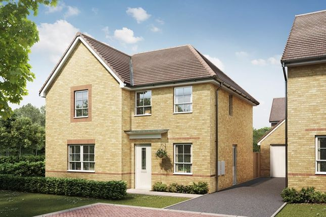 """Thumbnail Detached house for sale in """"Radleigh"""" at Coat Road, Martock"""
