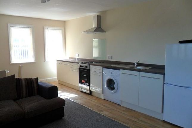 Thumbnail Flat to rent in Gaunt Street, Lincoln
