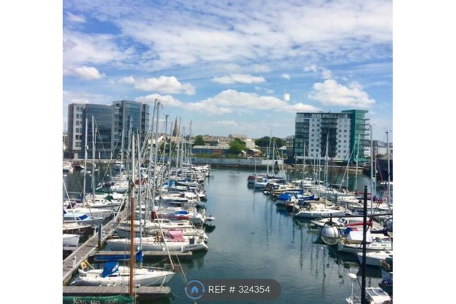 Thumbnail Flat to rent in Sutton Wharf, Plymouth
