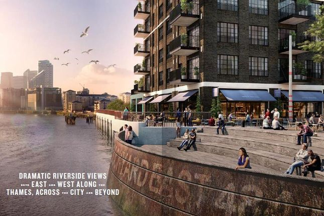 River View.Png of Argo Good Luck Hope, Orchard Place, London E14
