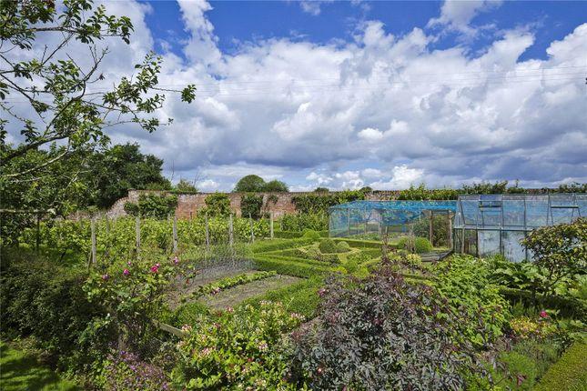 Kitchen Garden of Old Fakenham Road, Foxley, Dereham, Norfolk NR20