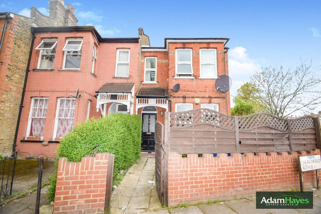 Thumbnail Flat to rent in Churchfield Avenue, North Finchley