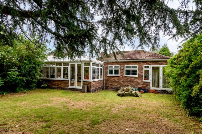 Thumbnail Bungalow to rent in Park View Road, Sutton Coldfield, West Midlands