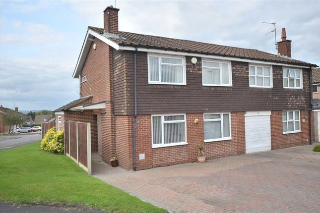 Thumbnail Semi-detached house for sale in Firwood Drive, Tuffley, Gloucester