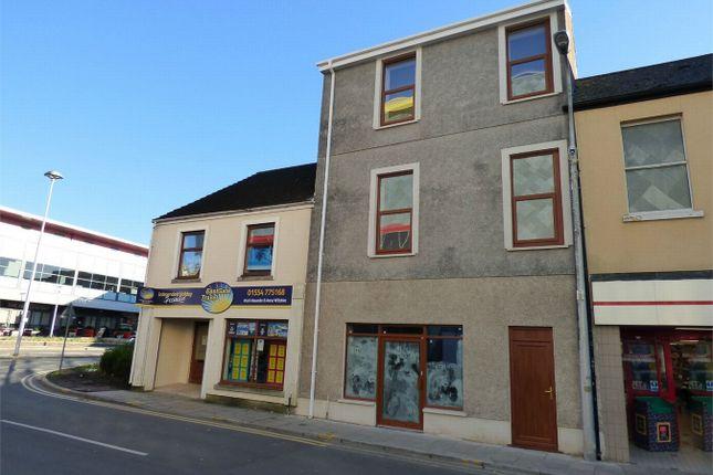 Thumbnail Flat to rent in Second Floor, 16 Park Street, Llanelli, Carmarthenshire