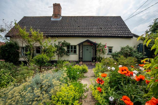 Thumbnail Cottage for sale in Pottery Hill, Wattisfield, Diss