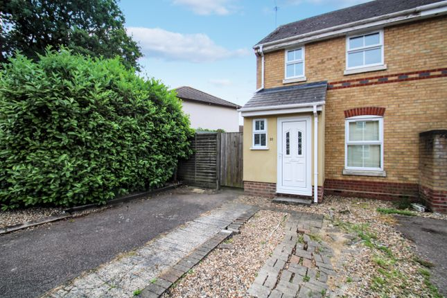 Thumbnail Detached house to rent in Princess Drive, Highwoods, Colchester