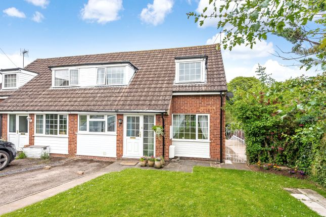 3 bed semi-detached house for sale in Credenleigh, Cradley, Malvern WR13