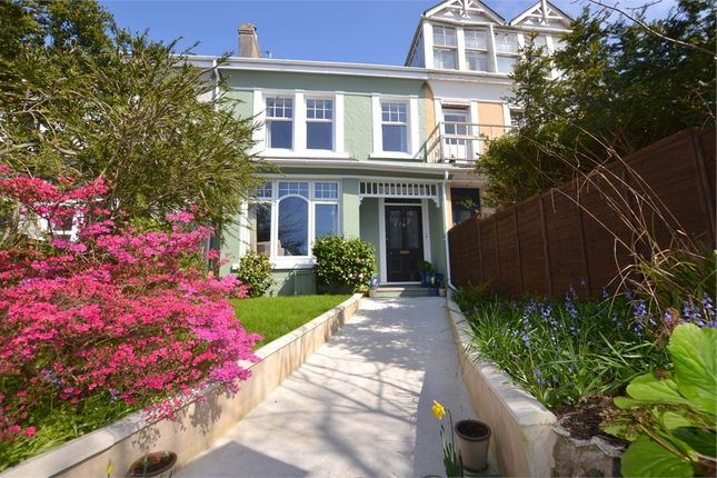 Thumbnail Terraced house for sale in Western Terrace, Falmouth
