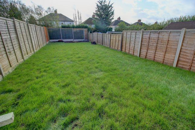 Rear Garden of Moreton Road, Wolverhampton WV10