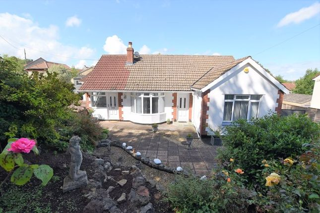 Thumbnail Detached bungalow for sale in Clapton Road, Midsomer Norton, Radstock