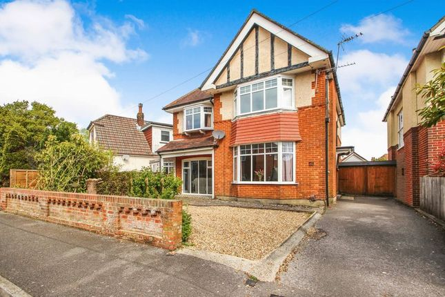 Thumbnail Detached house for sale in Fernside Road, Winton, Bournemouth