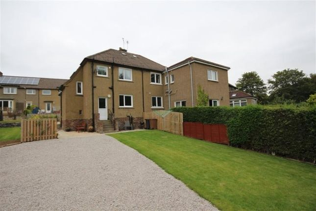 Thumbnail Semi-detached house to rent in Byburn, Uphall