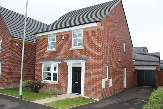 Thumbnail Detached house for sale in Wren Way, Kingsway, Rochdale