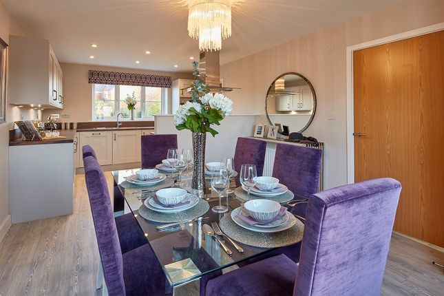 "4 bedroom property for sale in ""The Welwyn"" at Keward, Wells"