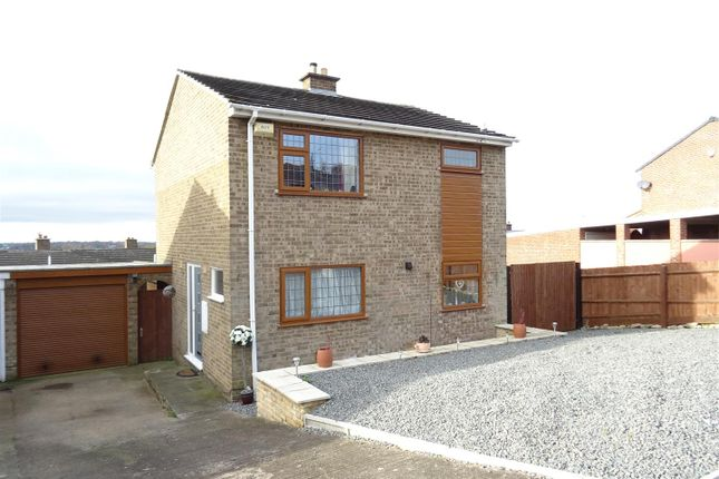 Thumbnail Detached house for sale in Templars Way, Whitwick, Leicestershire