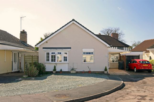Thumbnail Detached bungalow for sale in Highbank Park, Longford (City Side), Gloucester