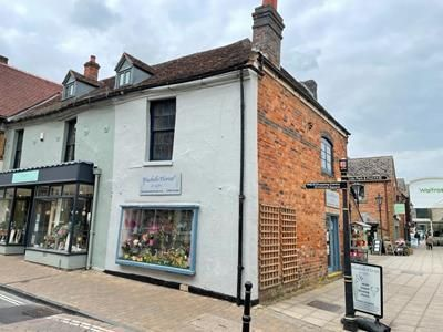 Thumbnail Retail premises for sale in 35 High Street, Droitwich, Worcestershire