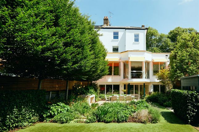 Thumbnail Semi-detached house for sale in Spencer Road, Chiswick