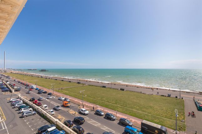 Thumbnail Flat for sale in Adelaide Crescent, Hove