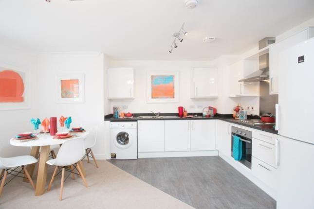 Kitchen of Heathfields, Off Stone Cross Lane North, Lowton, Warrington WA3