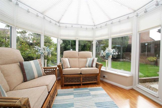 Conservatory of Goldthorpe Close, Cramlington NE23