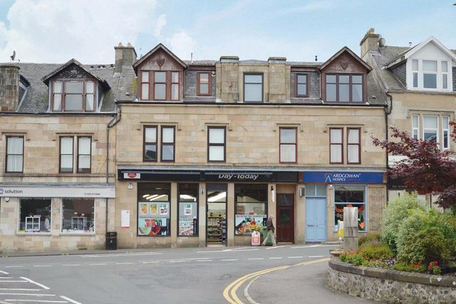 Thumbnail Flat for sale in T/R, 2 Octavia Buildings, Bridge Of Weir Road, Kilmacolm