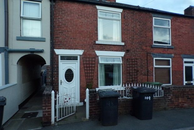 Thumbnail Town house to rent in South Street North, New Whittington, Chesterfield