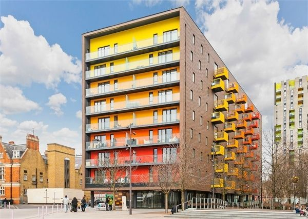 1 bed flat for sale in Bath House, 5 Arboretum Place, Barking, Essex
