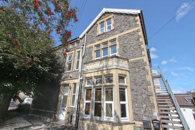 Thumbnail Flat to rent in Ravenswood Road, Cotham, Bristol