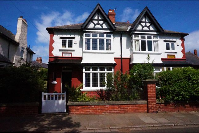Thumbnail Semi-detached house for sale in Fulthorpe Road, Norton