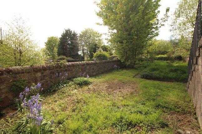 Garden of Forbes Terrace, Salisbury Street, Kirkcaldy KY2