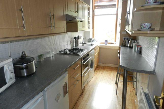 Thumbnail Flat for sale in Roslea Drive, Dennistoun, Glasgow