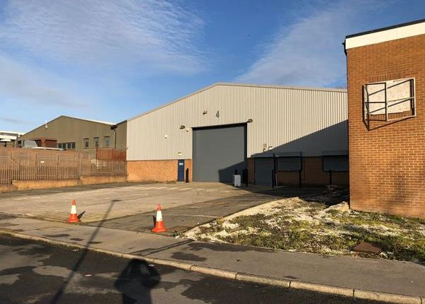 Thumbnail Light industrial to let in Unit 4, Tinsley Park Close, Sheffield