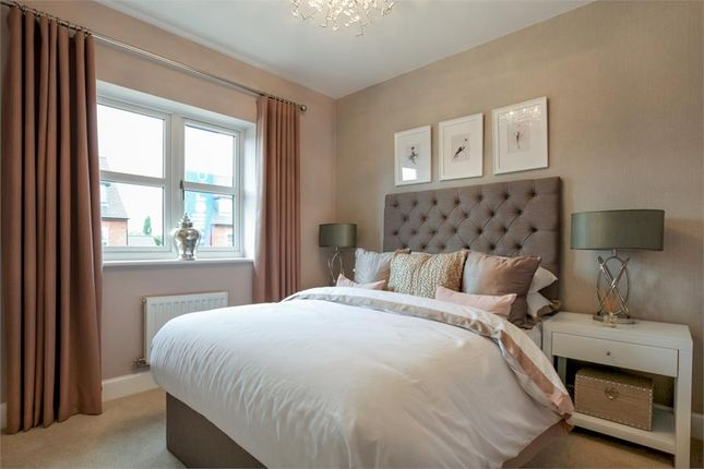 "4 bedroom detached house for sale in ""Repton"" at Burton Road, Streethay, Lichfield"