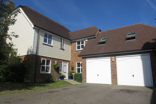 Thumbnail Detached house for sale in Woodlees Close, Sellindge, Ashford