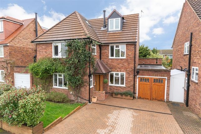 4 bed detached house for sale in Long Lodge Drive, Walton-On-Thames, Surrey KT12
