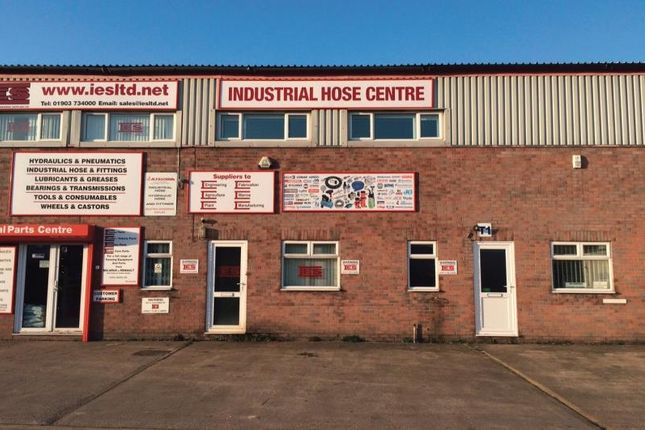 Thumbnail Light industrial for sale in Unit Rudford Industrial Estate, Ford Lane, Arundel