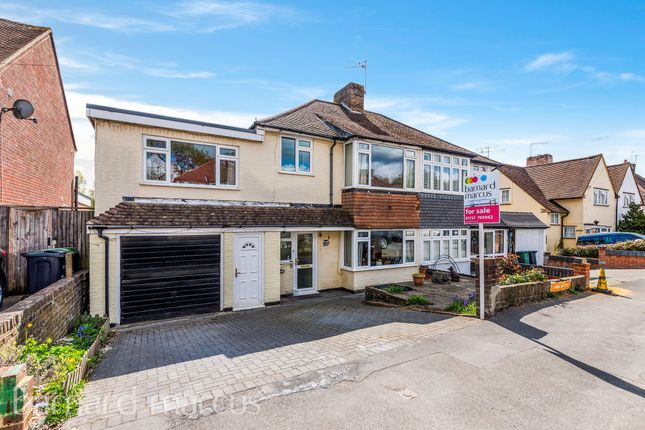 5 bed semi-detached house for sale in Brook Road, Merstham, Redhill RH1