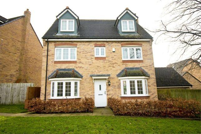 Thumbnail Detached house for sale in Wesham Park Drive, Wesham, Preston, Lancashire